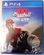 RBI Baseball 2017 (Sony PlayStation 4)