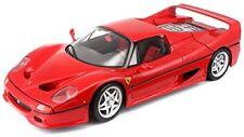 Bburago 1 18 Ferrari Automodello metallo Vasta Gamma con firma Serie F50