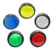 5pcs Colors 60mm Round Arcade Gaming Push Button Switch for Game Player Joystick