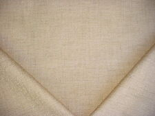 18+Y ABERCROMBIE PASSWORD WINTER BEIGE HEMP WEAVE DRAPERY UPHOLSTERY FABRIC