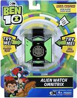 Ben 10 Alien Watch Omnitrix Boys Roleplay Lights & Sounds Toy +4 Years