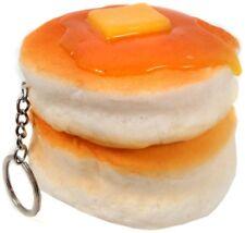 Nom!Nom!Nom! Squizzy Kawaii Squishies Pancakes Keychain [Random Topping]