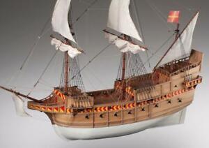 Dusek D018 SAN MARTIN Flagship of spanish Armada Invencible 1:72 kit