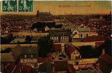 CPA Reims-Panorama Sud (346960)