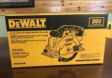 New DeWalt DCS391B 20-volt Max Li-Ion Circular Saw Tool Only
