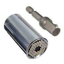 Universal Socket Hand Tool Kit Repair Locksmith Screwdriver Wrench Adapter