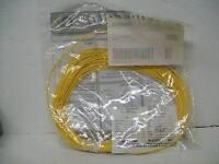 Corning/Siecor Fiber Optic Jumper 1F 2.0 SCUPC/SCUPC Low Priced Fast Shipping!!!