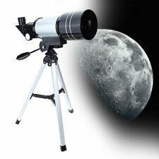 F30070M Monocular Professional Space Astronomic Telescope with Tripod New