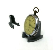 Table Case For Pocket Watch Pocketwatch New Gray Display Stand Holder Plastic