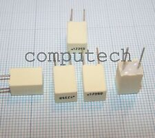 100nF 250V 5% Condensatore Poliestere Kemet Arcotronics 10 pezzi passo 5mm