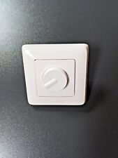 Legrand Cariva 773817 Rotary Adjustment and Control Dimmer 40-300W 250V~ White