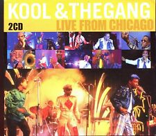 Kool & The Gang / Live From Chicago - 2CD Digipack