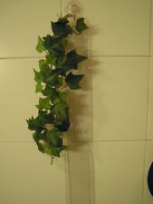 PA DESIGN vaso in pvc a ventosa per 4 fiori - LUNGO