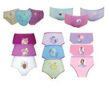 Markenlose Mädchen-Unterwäsche aus 100% Baumwolle