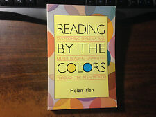 Reading by the Colors by Helen Irlen 1st Softback 1991