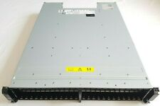 "Working IBM STORWIZE 00AR028 2076-224 V7000 2U 2.5"" Storage Expansion Enclosure"