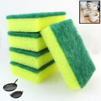 4EA Dishwashing Net Cloths Cleaning Mesh Scrubber Scourer Sponge MADE IN KOREA