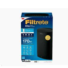Filtrete Room Air Purifiers 3-Speed 170-sq ft True Hepa Air Purifier Energy Star