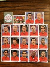 HELVETIA SUIZA TEAM, 19 PANINI STICKERS WORLD CUP SOUTH AFRICA 2010 #AFRICA30