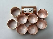 "COPPER COUPLING 3/4""  INDUSTRY OD SIZE 10 PC"