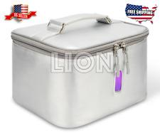 Portable UV Sanitizer Box Sterilization Bag, 99.9% of Virus & Germs Disinfection