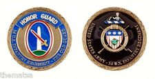 "ARMY HONOR GUARD 3RD INFANTRY THE OLD GUARD 1.75"" CHALLENGE COIN"