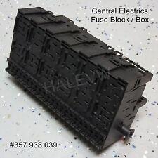 VW B3 B4 MK3 Central Electrics Fuse Relay Box Block 357937039