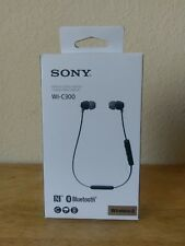 Sony Wireless Bluetooth Headset (Stereo) WI-C300