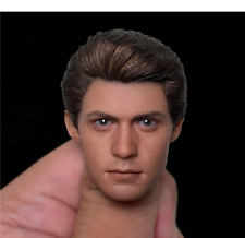 """1/6 Scale LIMTOYS Spider-man Head Sculpt Carved For 12"""" Male Figure Body Dolls"""