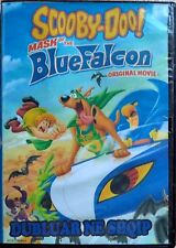 Scooby-Doo! Mask of the Blue Falcon. DVD Animated Film in Albanian language