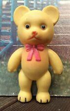 Vintage Rubber Toy TEDDY BEAR by Biserka Art 2