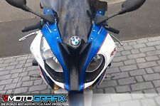 BMW S1000RR 2017 2018 Front Fairing Motorcycle Number Board Gel Paint Protector