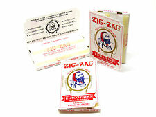 Pack of 3- 32 Papers Per Pack Kutcorners Cigarette Rolling Papers by Zig Zag USA