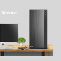 Acer F762 ATX Mid Tower Silent Computer Case w/Sound Dampening