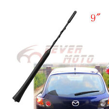 """9"""" Top Roof Mast Whip Radio FM AM Aerial Antenna For Mazda 3 5 6 2004-2009 FM"""
