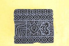 Indian Hand Carved Wooden printing blocks wooden printing stamps textile printin
