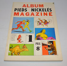 - PIEDS NICKELES Album No.1 Comic Magazine 1971 -