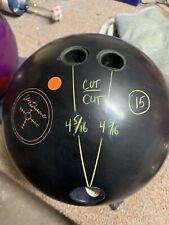 Hammer Black Widow Urethane Bowling Ball - 15lbs - Single Drill - Hard To Find