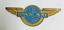 Vintage PAN AM Airlines Junior Clipper Wings Pin