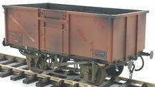 More details for gaugemaster gm7410306, o gauge, 16ton steel mineral wagon,  br bauxite