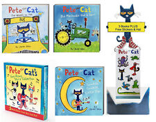 PETE THE CAT Wheels On the Bus,Twinkle Little Star,Old MacDonald  Box Set +more