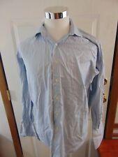 Brooks Brothers Blue Red Herringbone USA Made Dress Shirt Sz 16-35 GUC
