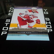 2014 15 UD YOUNG GUNS 212 VICTOR RASK RC +FREE COMBINED S&H