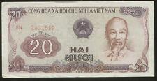 Viet Nam 20 Dong 1985 Pick 94 aUNC