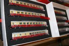 "HS ACME AC55190 Wagenset  TRANS EUROP EXPRESS ""Mediolanum""  8 teilig FS DB Ep IV"