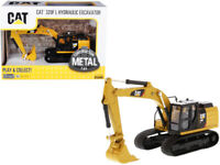 CAT CATERPILLAR 320F L HYDRAULIC EXCAVATOR 1/64 MODEL BY DIECAST MASTERS 85606