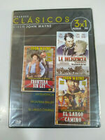 La Diligenza + Frontera Senza Sterling + Lunghezza camino - DVD Region All