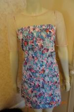 FEARNE COTTON FLORAL PRINT  DRESS 8,10,12,14, 16, 18,  20 & 24 rrp £45 CLEARANCE