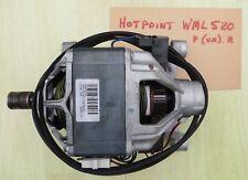 HOTPOINT AQUARIUS WML 520P MAIN DRIVE MOTOR & BELT