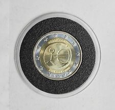 2009 Netherlands 2 Euro EMU 10 year anniversary of the Euro UNC